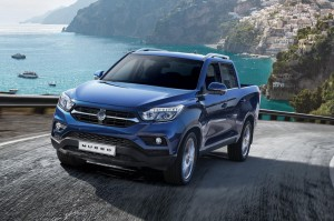 SsangYong Musso (1)