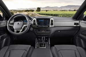 SsangYong Musso (8)