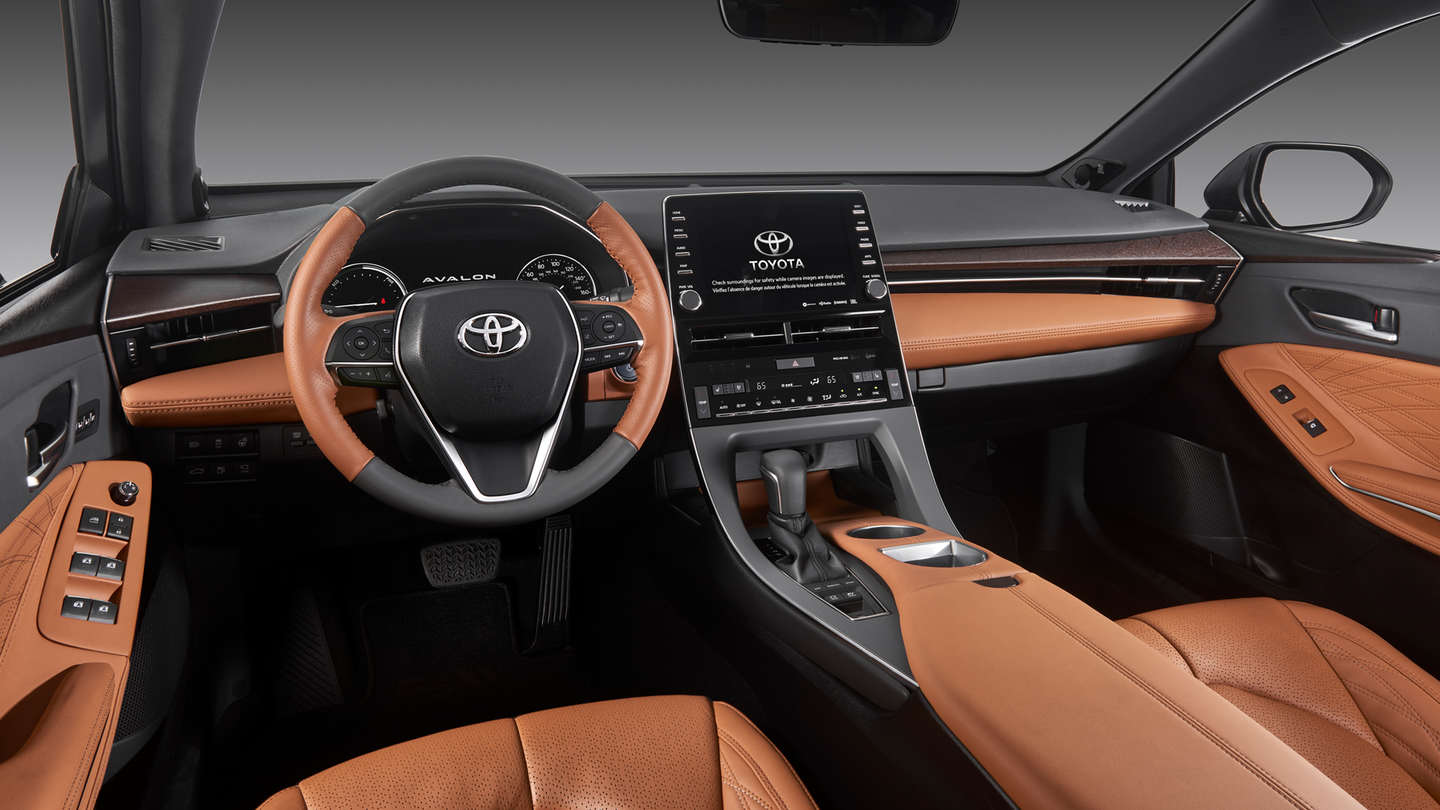 4 Things To Know About The Interior Of The 2019 Toyota