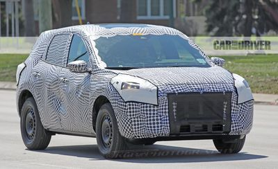 2020 Ford Ecosport Spy Photos And New Generation >> ford Archives - SUV News and Analysis | SUV News and Analysis