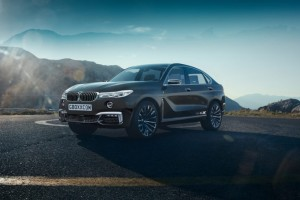 BMW X8 render. (Photo Source: BMW Blog)