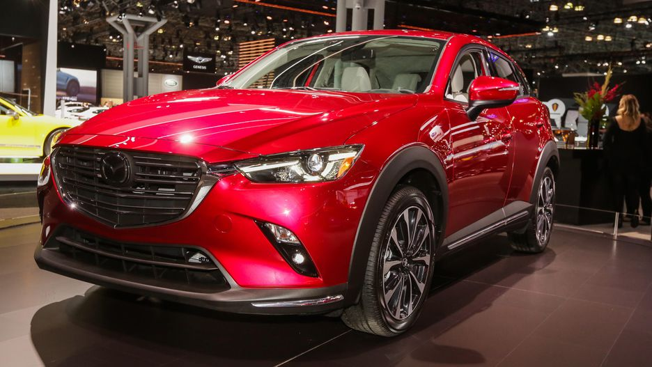 prices revealed for the 2019 mazda cx 3 small crossover suv news and analysis. Black Bedroom Furniture Sets. Home Design Ideas