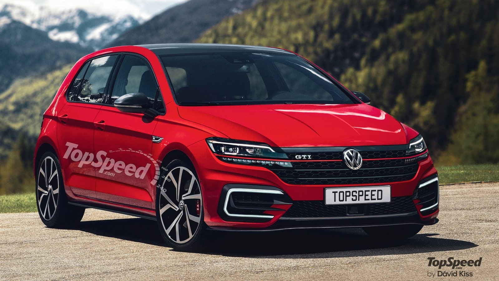 5 things we should expect from the 2020 volkswagen golf. Black Bedroom Furniture Sets. Home Design Ideas