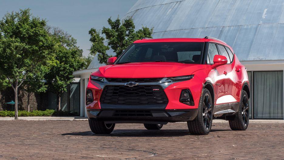 2019 chevrolet blazer (1) | SUV News and Analysis