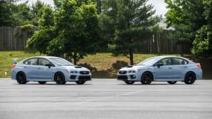 Subaru WRX And WRX STI Series.Gray (2)