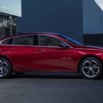 2019 Malibu Premier and 2019 Malibu RS: Updated styling across t