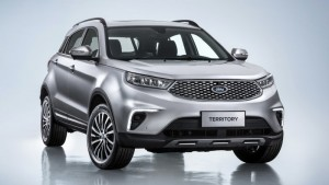 Ford today shared the first images of the new Territory, a mid-size SUV with the affordable price-tag, rich technology and looks to carve inroads into China's richest vein of future growth – new buyers in emerging cities.