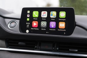 apple carplay for mazda6