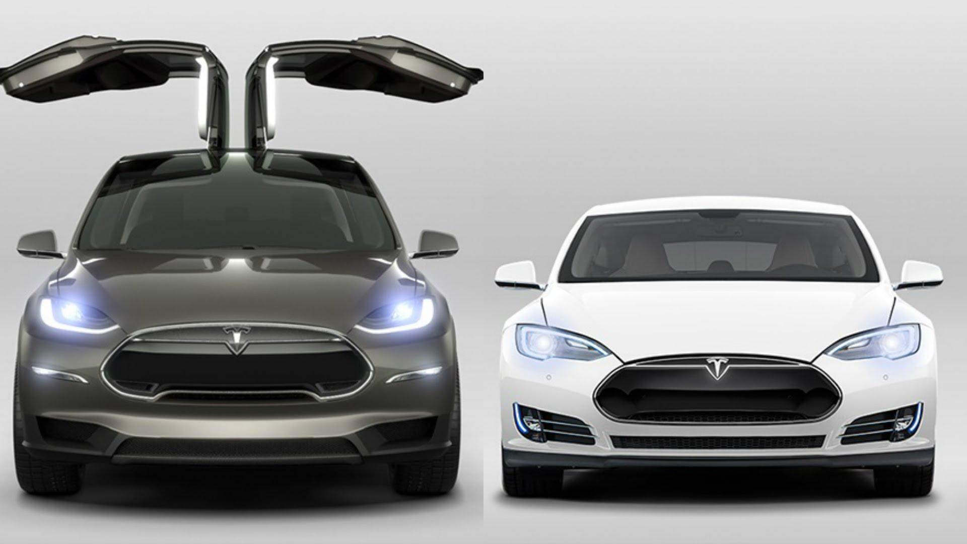 Tesla model s or x