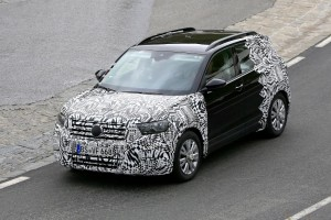 volkswagen t-cross disguised (3)