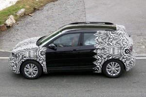 volkswagen t-cross disguised (5)