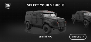 inkas armored vehicle ar