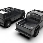 bollinger motors SUV and pickup truck (2)