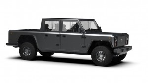 bollinger motors SUV and pickup truck (8)