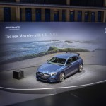 Mercedes-Benz Cars am Vortag der Mondial de l'Auto Paris 2018