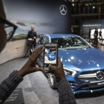 Mercedes-Benz Cars am Vortag der Mondial de l'Auto Paris 2018Mercedes-Benz Cars on the eve of the 2018 Mondial de l'Auto Paris 2018