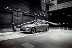 Die neue Mercedes-Benz B-Klasse: Mehr Sports für den Tourer The new Mercedes-Benz B-Class: More Sports for the Tourer