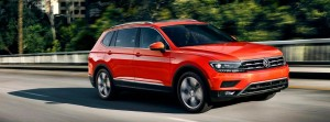 New Volkswagen crossover SUV will sit below the Tiguan.