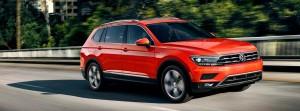 New Volkswagen crossover SUV will sit below the Tiguan.