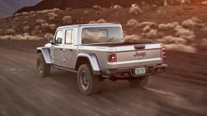 jeep gladiator rubicon 1