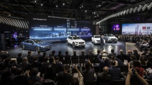 Mercedes-Benz Cars auf der Auto Shanghai 2019: Zahlreiche Premieren auf der 18. Auto ShanghaiMercedes-Benz Cars at Auto Shanghai 2019: A Plethora of Premieres at the 18th Auto Shanghai