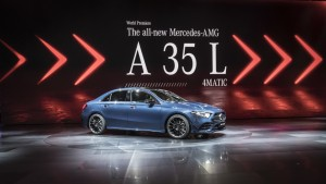 Mercedes-Benz Cars auf der Auto Shanghai 2019: Zahlreiche Premieren auf der 18. Auto Shanghai Mercedes-Benz Cars at Auto Shanghai 2019: A Plethora of Premieres at the 18th Auto Shanghai