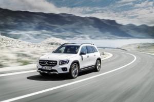 Mit bis zu sieben Sitzplätzen: Der neue Mercedes-Benz GLB: für Familie & Freunde With up to seven seats: The new Mercedes-Benz GLB: for family & friends