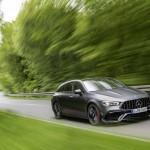 Der neue Mercedes-AMG CLA 45 4MATIC+ Shooting BrakeThe new Mercedes-AMG CLA 45 4MATIC+ Shooting Brake