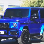 mercedes-amg g63 replica using suzuki Jimny (1)