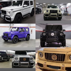 mercedes-amg g63 replica using suzuki Jimny (7)