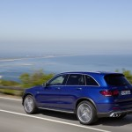 Die neuen Mercedes-AMG GLC 43 4MATIC Modelle: Agiler und markanter: Start frei für die ungleichen Zwillinge