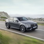 Die neuen Mercedes-AMG GLC 43 4MATIC ModelleThe new Mercedes-AMG GLC 43 4MATIC models: More agile and more distinctive: chocks away for the dynamic duo