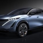 Nissan Ariya Concept EV (1)