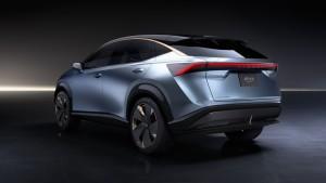 Nissan Ariya Concept EV (2)