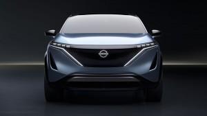 Nissan Ariya Concept EV (4)