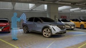 Nissan Ariya Concept EV (41)