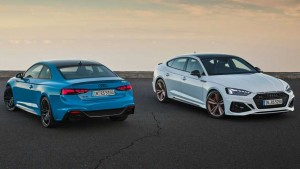 2020 audi rs5 coupe and sportback