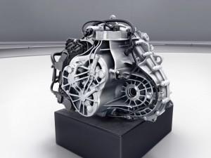 Mercedes-Benz GLA, Getriebe, 7G-DCT Mercedes-Benz GLA, transmission, 7G-DCT
