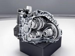 Mercedes-Benz GLA, Getriebe, 8G-DCTMercedes-Benz GLA transmission, 8G-DCT