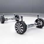 Mercedes-Benz GLA, Komfortfahrwerk