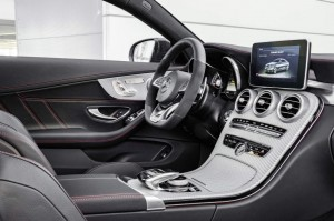 Mercedes-AMG C 43 Coupé, (A 205), 2016