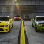 Dodge Challenger TA and Charger Daytona (1)