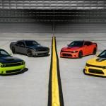 Dodge Challenger TA and Charger Daytona (3)
