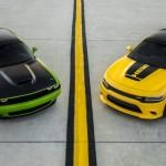 Dodge Challenger TA and Charger Daytona (5)
