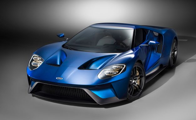 2017 Ford Gt 42