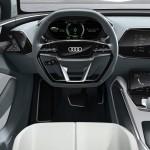 audi e-tron sportback concept car (2)