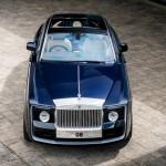 The unique $13 million Rolls-Royce Sweptail.