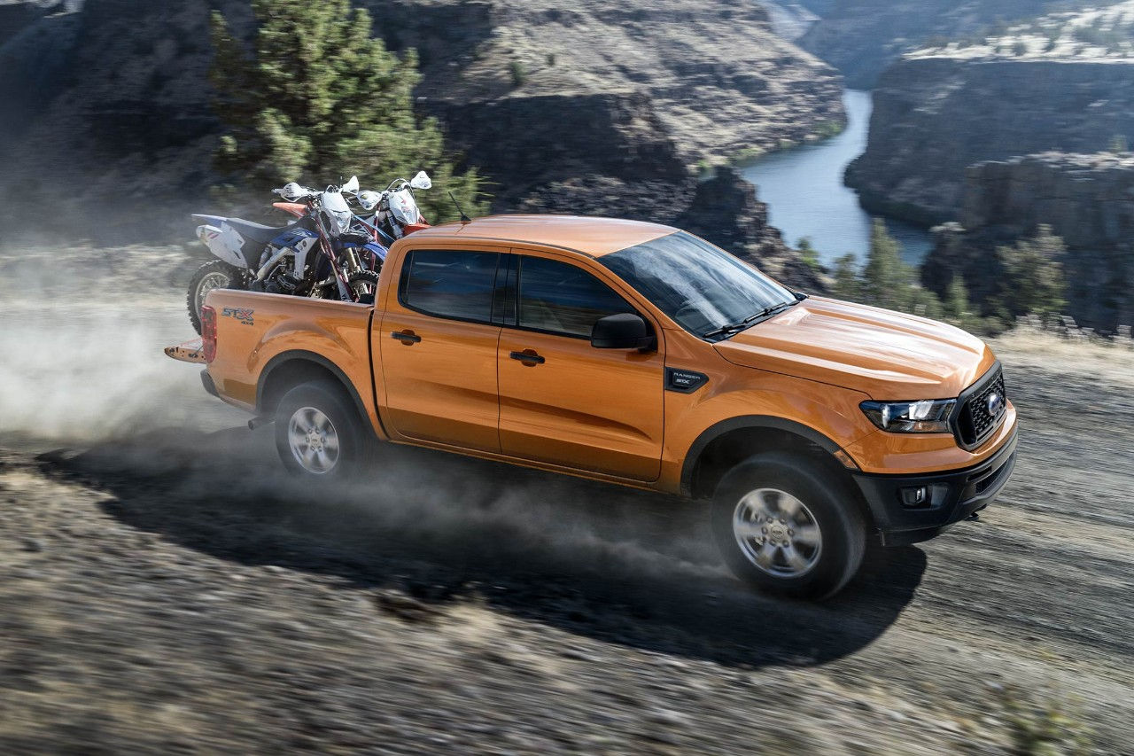 5 Reasons We're Looking Forward To The 2019 Ford Ranger ...