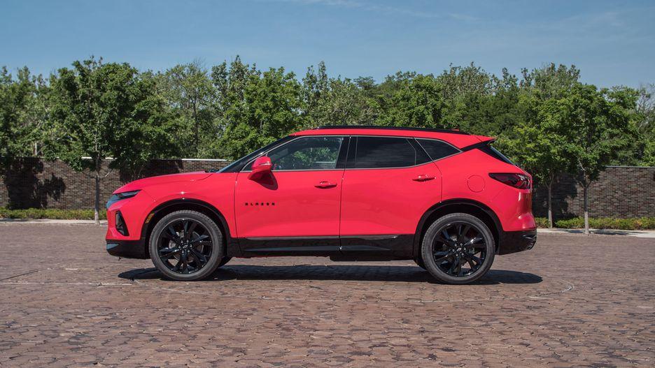 2019 chevrolet blazer (6) | SUV News and Analysis
