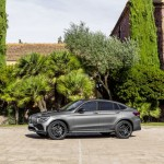 Die neuen Mercedes-AMG GLC 43 4MATIC ModelleThe new Mercedes-AMG GLC 43 4MATIC models: More agile and more distinctive: chocks away for the dynamic duo